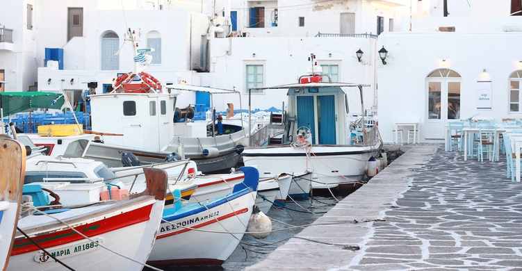 Winter in my second home, Paros Cyclades