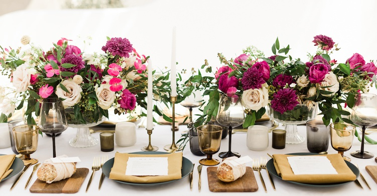Modern Tablescape Inspiration